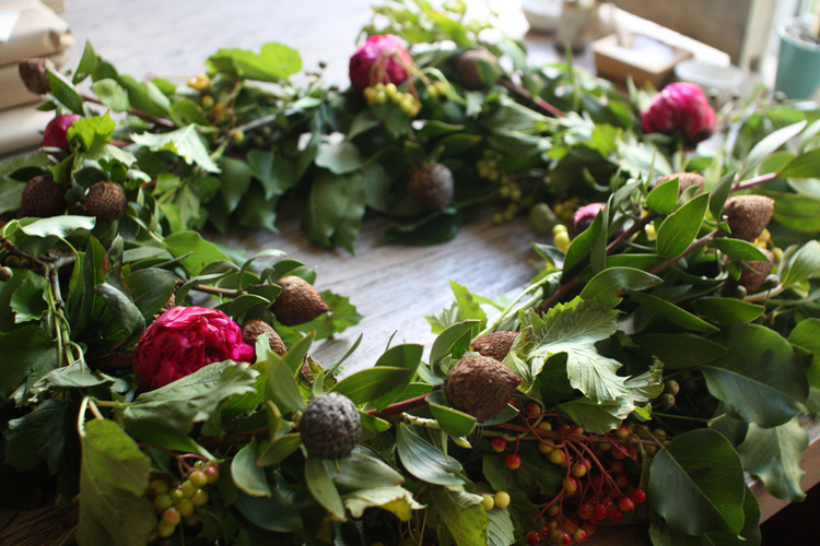living wreath 1